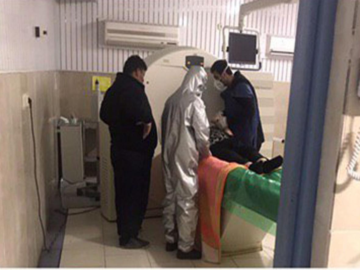 اعزام بیماران مشکوک به کرونا به بیمارستان شهید بهشتی بابل