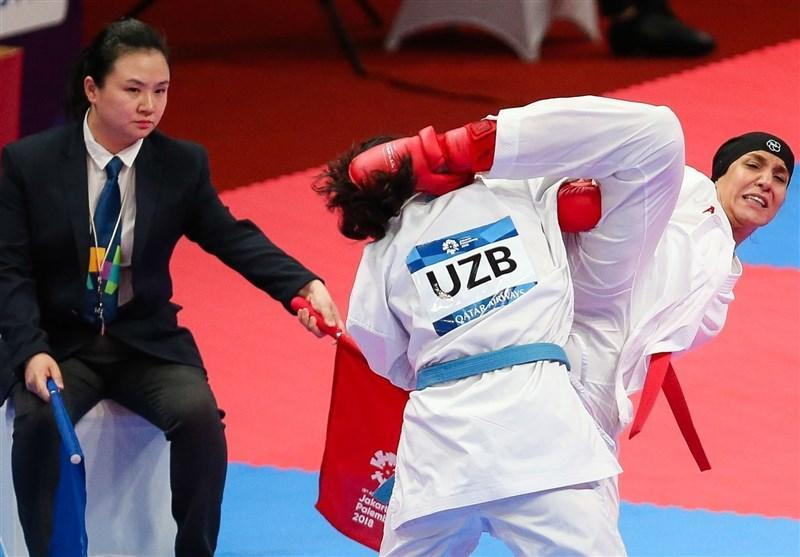 کاراته وان اتریش، سلام عباسعلی به المپیک 2020 با کسب مدال طلا