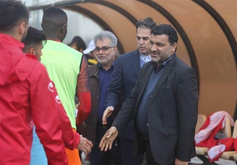 محمدی: برای فصل بعد تیم قوی تری بسته می شود، فولاد باید در سطح اول آسیا قرار بگیرد