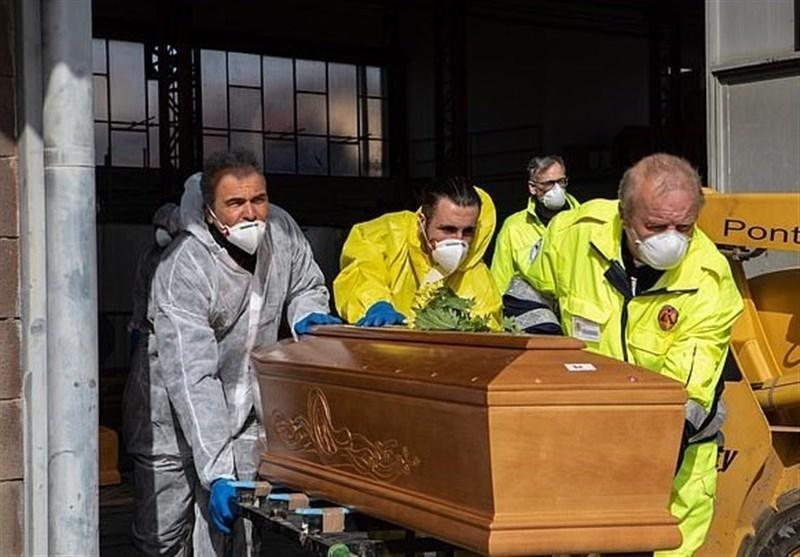شمار قربانیان کرونا در ایتالیا از 12هزار نفر گذشت