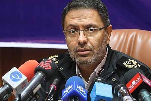 برنامه پلیس راهور برای 13 فروردین تهران