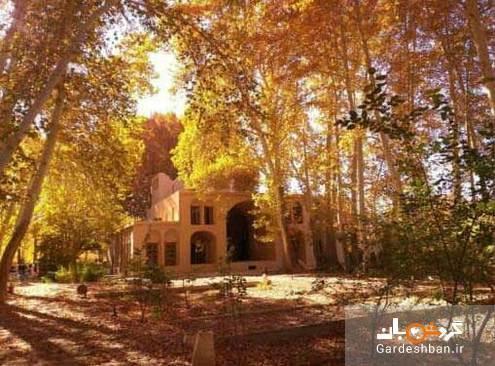 باغ پهلوان پور،از باغ های منحصر بـه فرد یزد، تصاویر