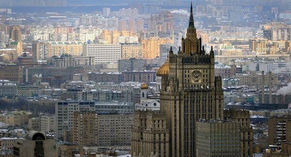 خبرنگاران روسیه خواهان کوشش مضاعف دبیرکل سازمان ملل برای لغو تحریم های آمریکا شد
