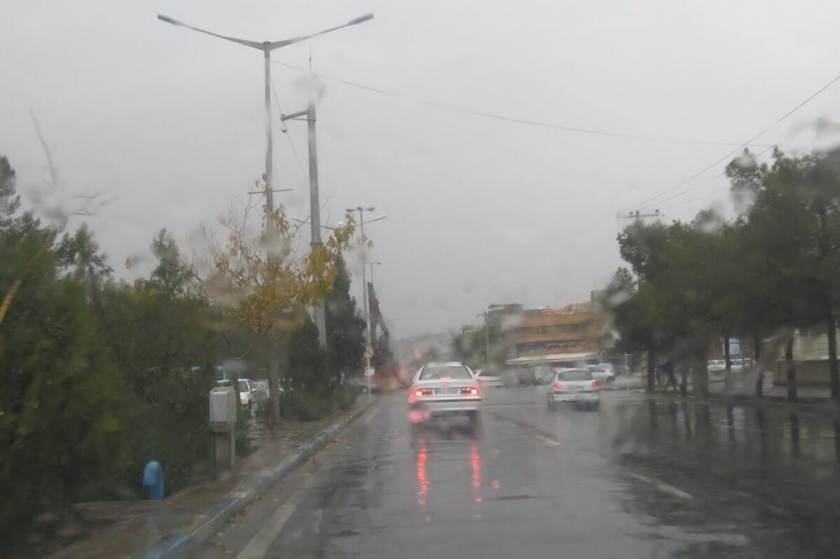 خبرنگاران بیشترین بارندگی هرمزگان در کیش ثبت شد