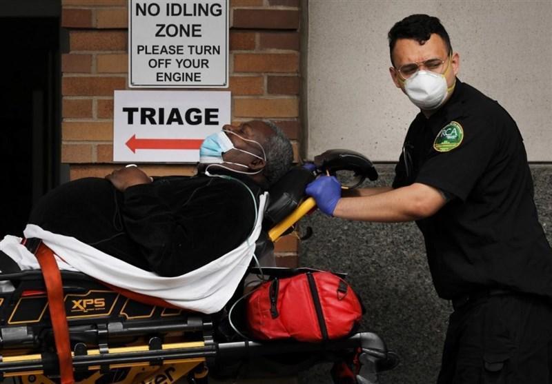آمار مبتلایان به کرونا در آمریکا 7رقمی شد