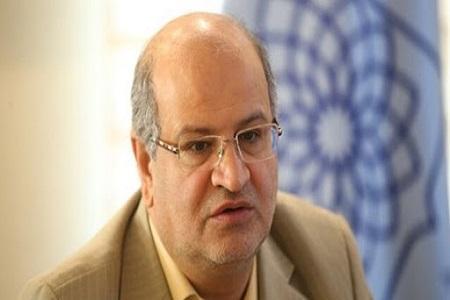 زالی: منحنی مبتلایان تهرانی کرونا در سراشیبی قرار گرفته است