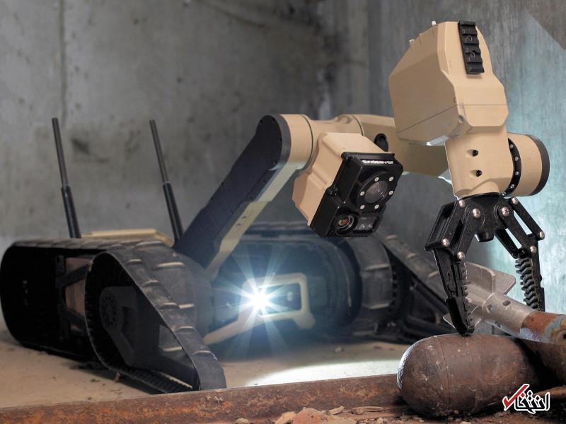 ربات عقرب وارد ارتش روسیه می گردد