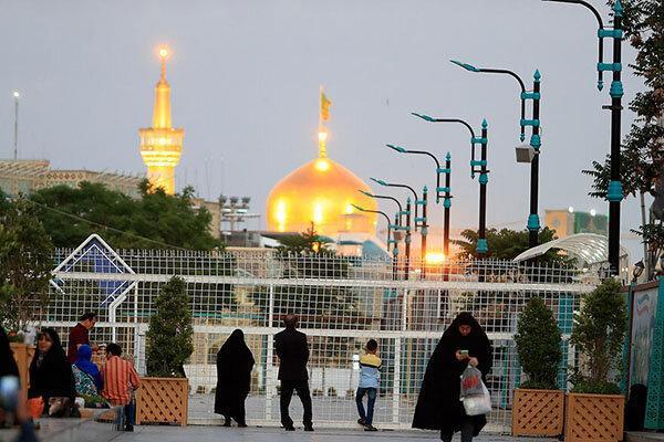 بازگشایی محدود حرم مطهر رضوی بدون نظرخواهی از دانشگاه علوم پزشکی مشهد