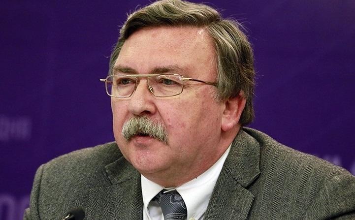 میخائیل اولیانوف: اگر آمریکا برجام را منحرف کند ایران هم پروتکل الحاقی را اجرا نمی کند
