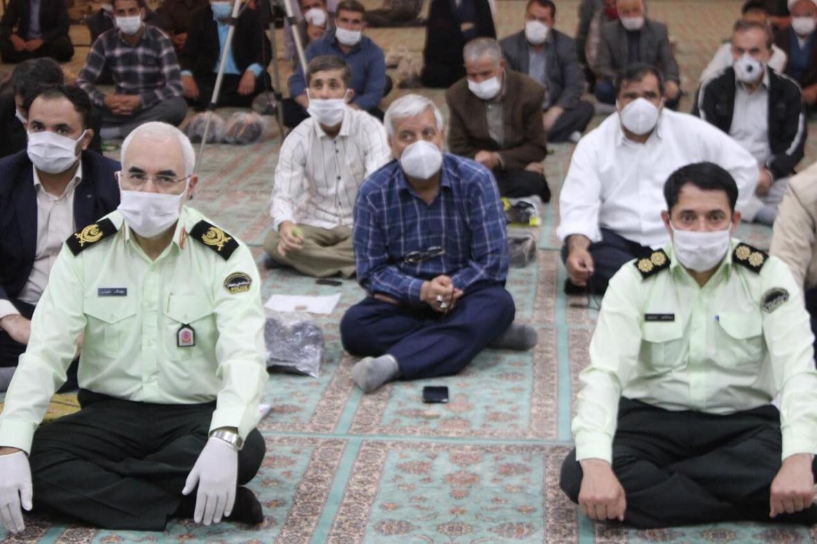خبرنگاران زمینه آرامش گردشگران در استان اردبیل فراهم شده است