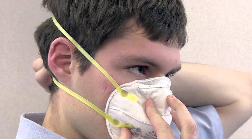 استفاده از ماسک باعث کاهش اکسیژن خون نمی گردد