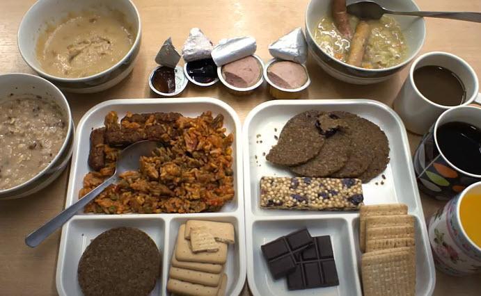 جیره غذایی بسته بندی شده سربازها و نظامی های ارتش های مختلف جهان - گالری عکس