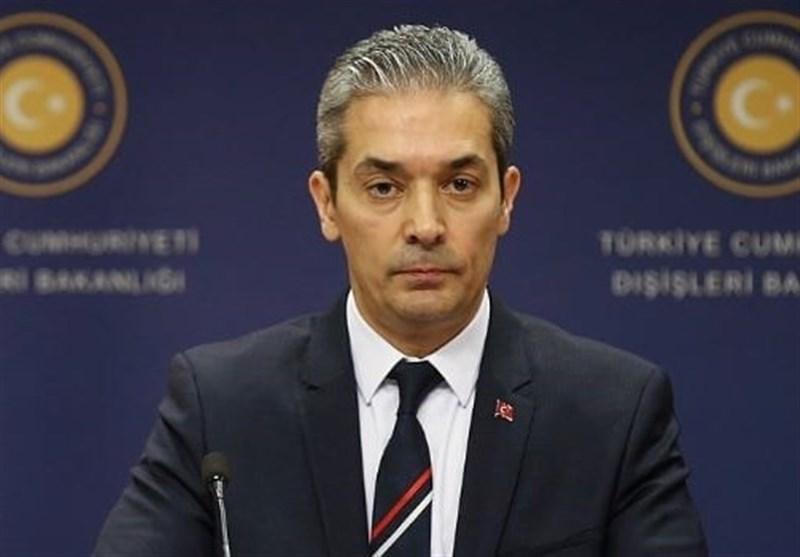 ترکیه: اظهار نظر ارمنستان درباره مدیترانه شرقی گستاخانه است