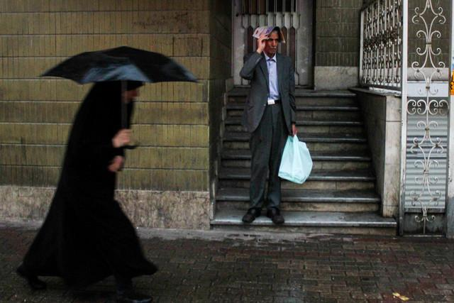 هواشناسی، وقوع رگبار پراکنده باران در بعضی مناطق کشور