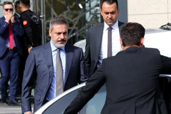 واکاوی سفر محرمانه رئیس دستگاه اطلاعاتی ترکیه به عراق