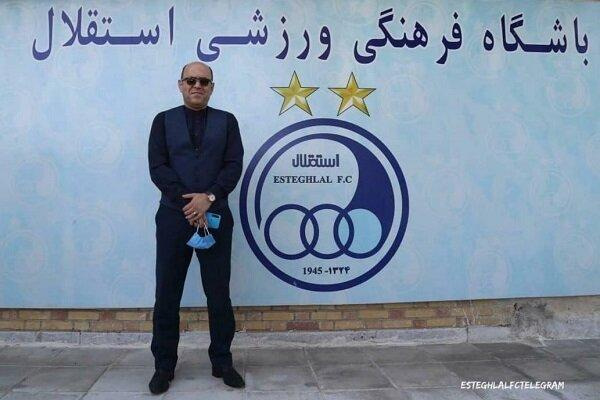زمان سفر مدیرعامل استقلال به قطر معین شد