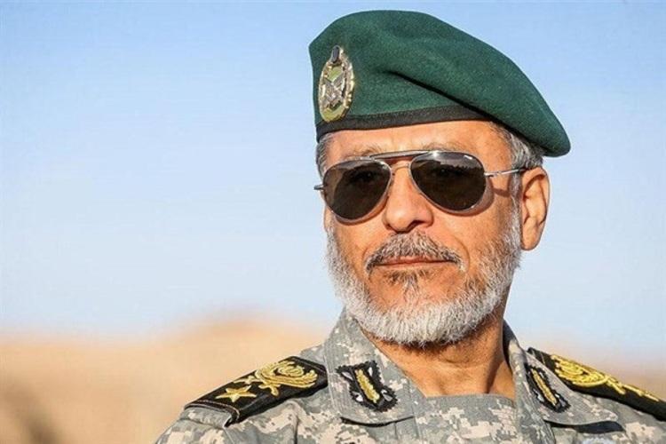 انتها شایعات درباره دستگیری مقام بلندپایه ارتش امیر سیاری