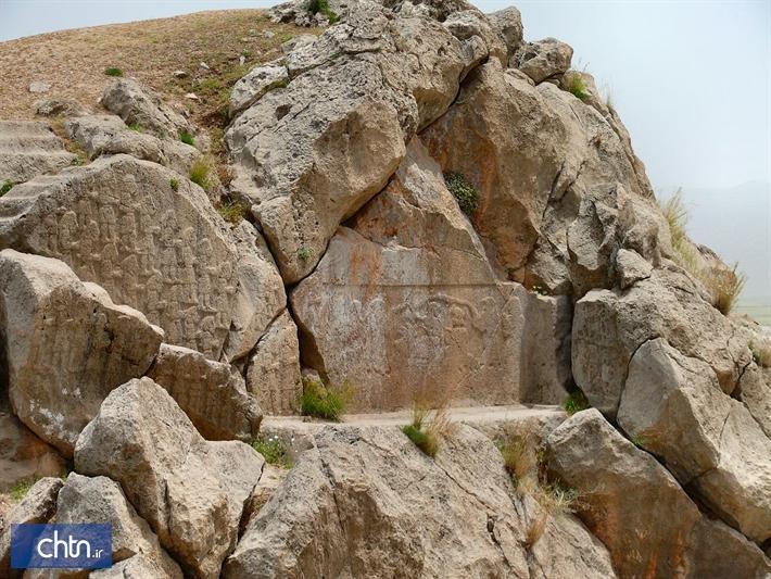 اجرای طرح مطالعاتی نقش برجسته عیلامی کورانگون در استان فارس