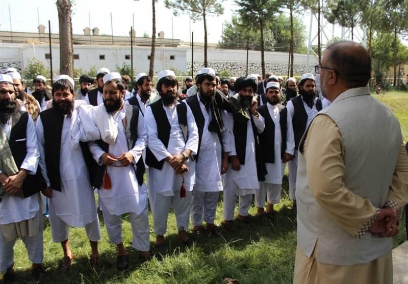آمریکا خواهان عدم آزادی 6 عضو طالبان از زندان افغانستان شد