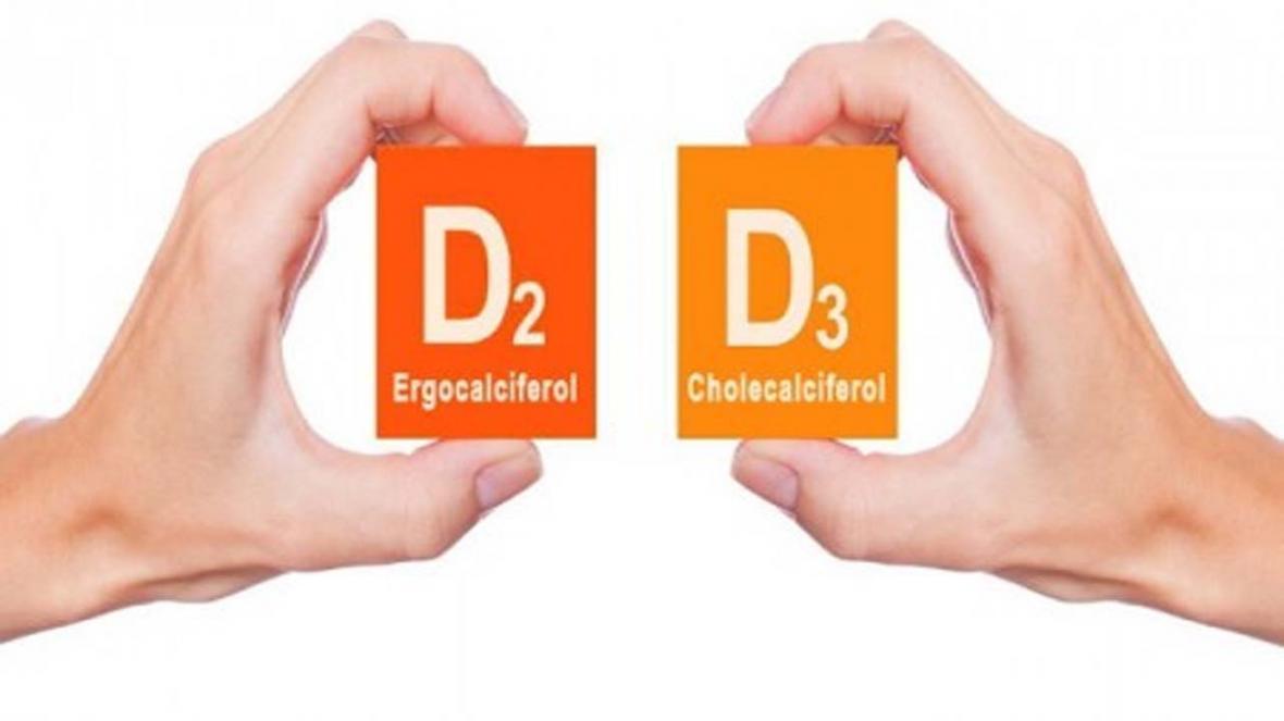 فرق ویتامین D2 و D3 در چیست؟
