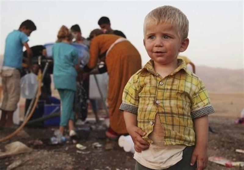 روسیه 26 کودک روس را از سوریه خارج کرد