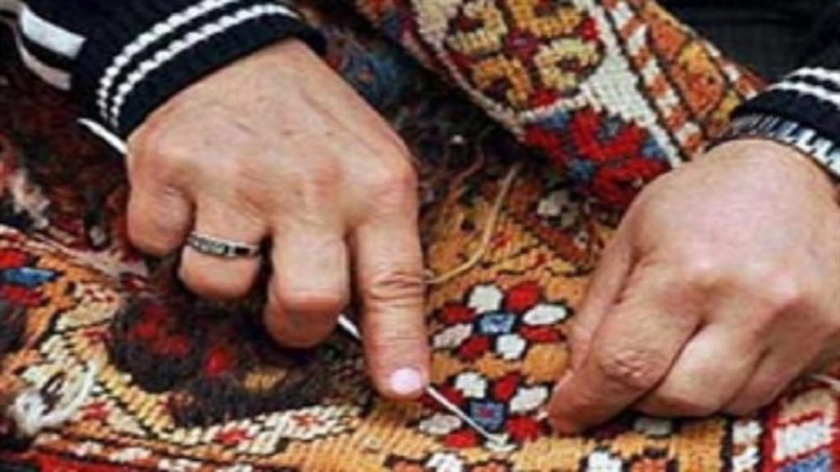 شرکت 220 نفر در دوره های آموزشی صنایع دستی در اردبیل
