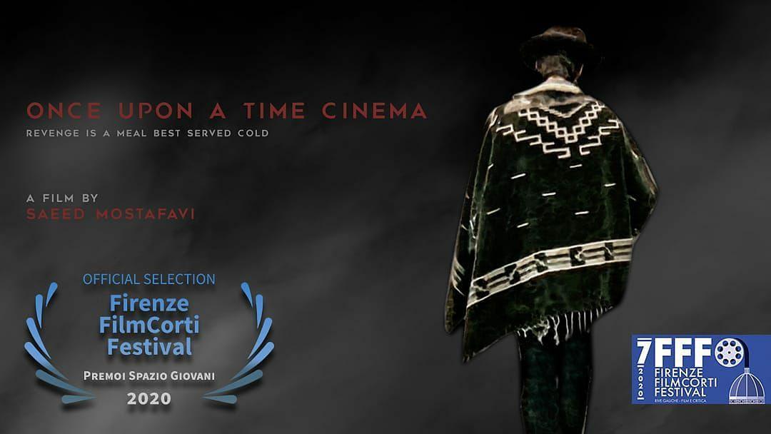 جایزه ای از ایتالیا برای روزی روزگاری سینما