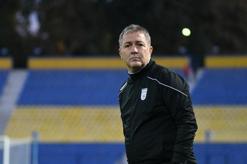 اتفاق جالب بعد از بازی ایران ازبکستان ، خبرنگاران اسکوچیچ را تشویق کردند