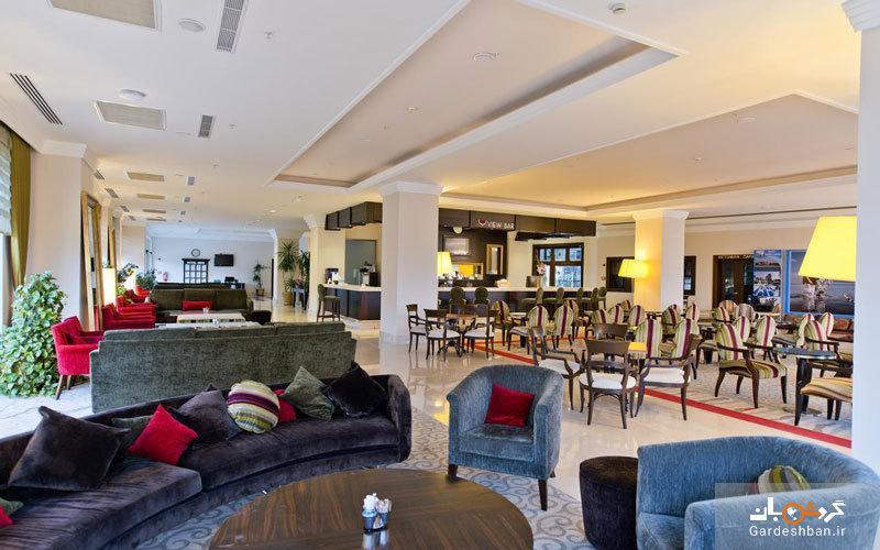 هتل سی لایف بوکت ریزورت آلانیا؛از اقامتگاه های 5 ستاره و ساحلی آلانیا
