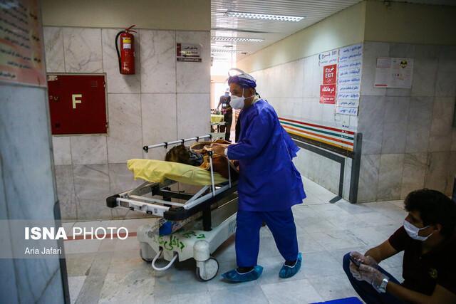 شمار روزانه مبتلایان کرونا 6000تایی شد، جان باختن 335 بیمار دیگر