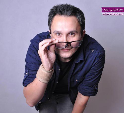بیوگرافی کیوان محمود نژاد ، بازیگر سینما و تلویزیون