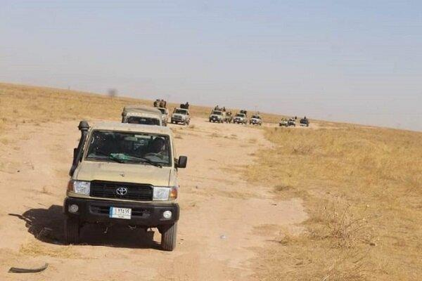 عملیات حشد شعبی در مهمترین مقر داعش در دیالی