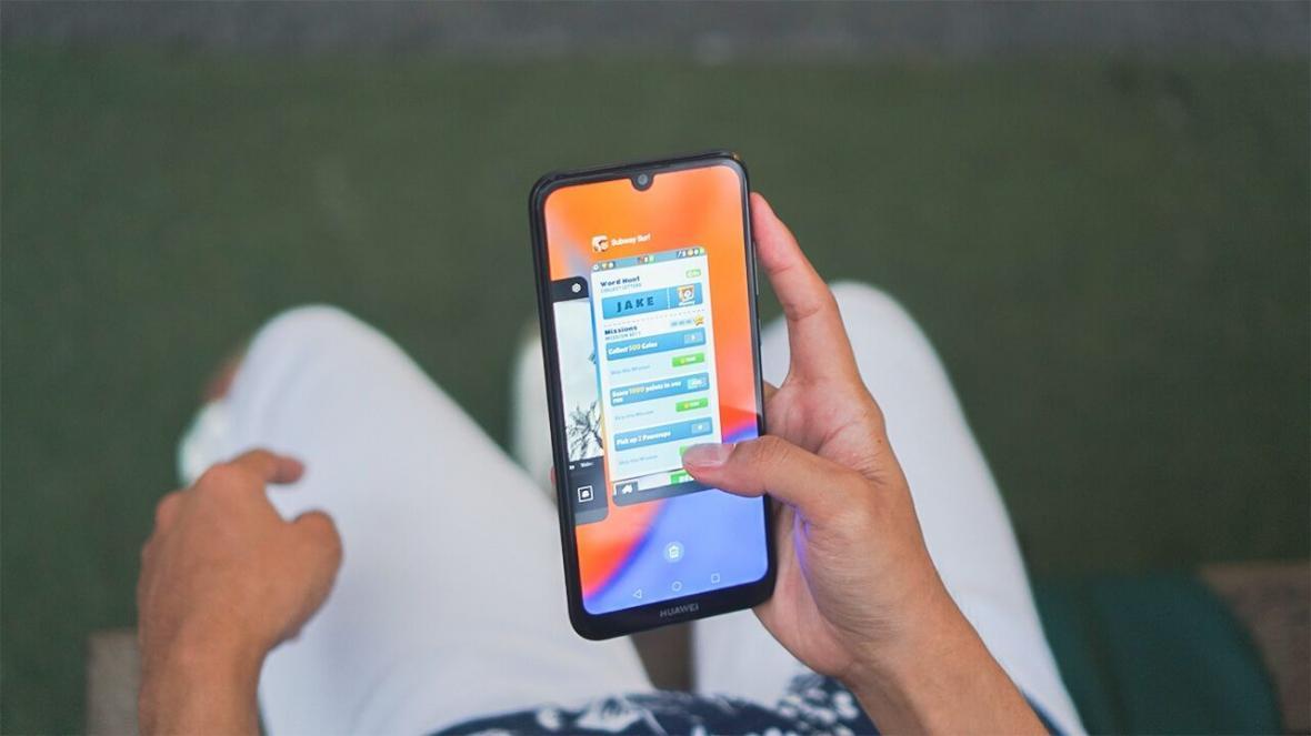 دوام باتری Huawei Y6 2019 جان یک انسان را نجات داد