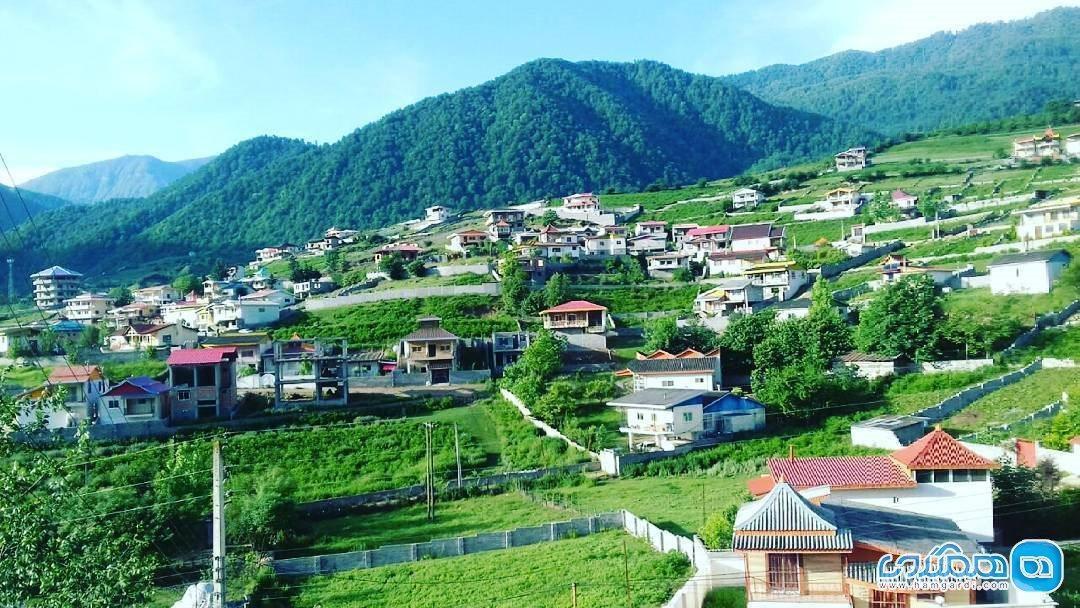روستای لاویج؛ روستایی با طبیعت زیبا و جاذبه های بسیار