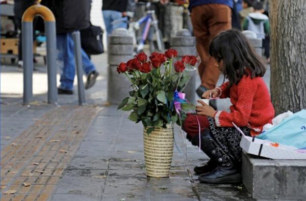 1500 بسته یلدایی در میان بچه ها کار توزیع شد