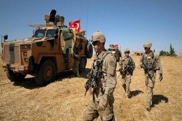 خروج نظامیان ترکیه از آخرین مقر خود در حومه حلب