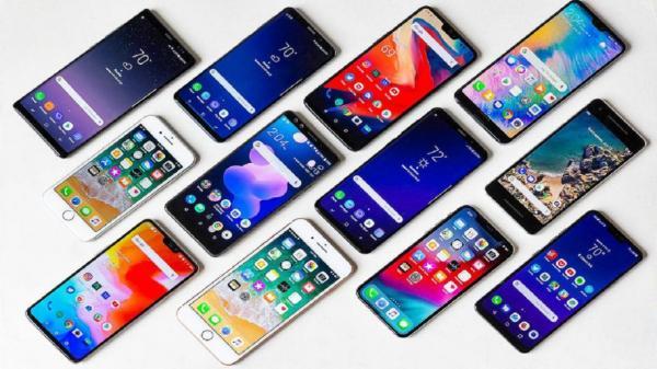 قیمت انواع گوشی موبایل، امروز 14 دی 99
