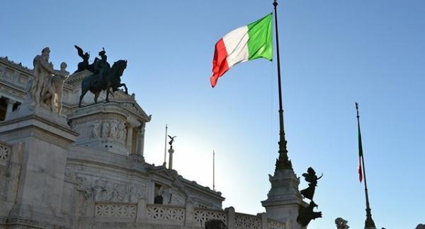 کاهش 8، 9 درصدی رشد مالی ایتالیا