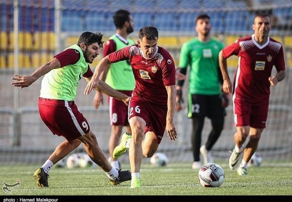 حسین پور: انتقالم به شرایط پرسپولیس و باشگاه مقصد بستگی دارد