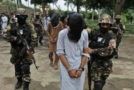 بازداشت اعضای هسته تبلیغ و جذب داعش در شمال افغانستان