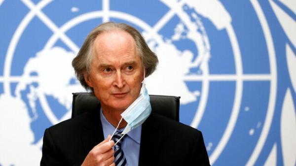پدرسن: مذاکراتم در دمشق بر اجرای قطعنامه 2254 متمرکز خواهد بود