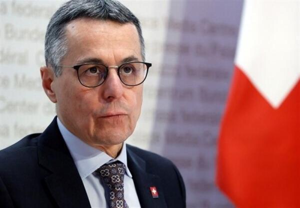 وزیر خارجه سوئیس امروز به بغداد می رود