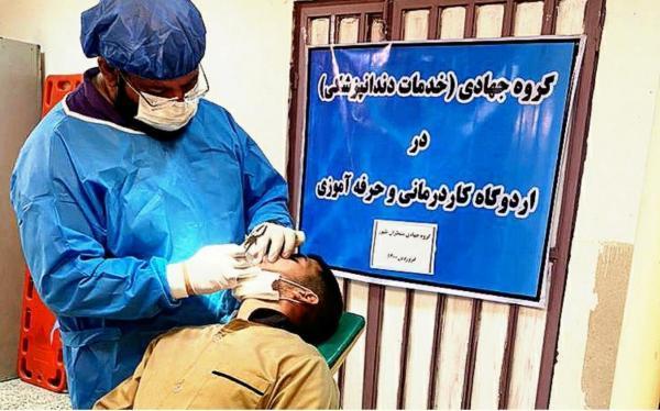 ارائه بیش از 5000 خدمت درمانی به مناطق محروم ، خاتمه دو هفته جهاد خالصانه خبرنگاران