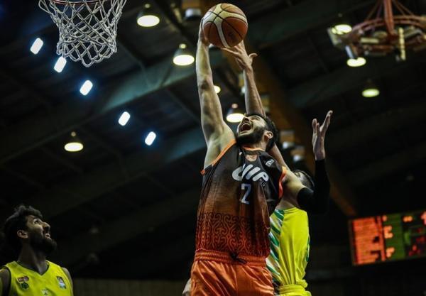 لیگ برتر بسکتبال، مس رفسنجان بر مس کرمان غلبه کرد