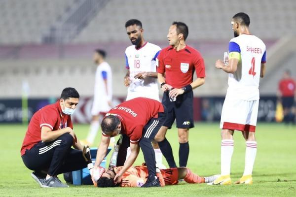 بازیکنی که در لیگ قهرمانان آسیا تا یک قدمی مرگ رفت!