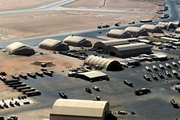 حمله موشکی به پایگاه آمریکای عین الاسد