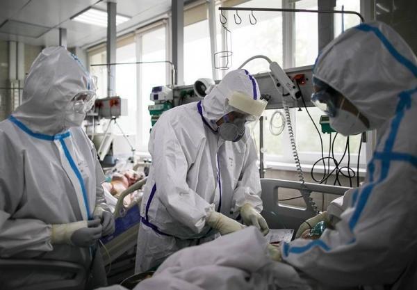 درمان 4 میلیون و 510 هزار بیمار کرونایی در روسیه