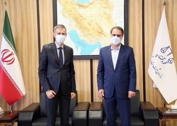 افزایش تعاملات ایران و سوییس در زمینه مالکیت معنوی