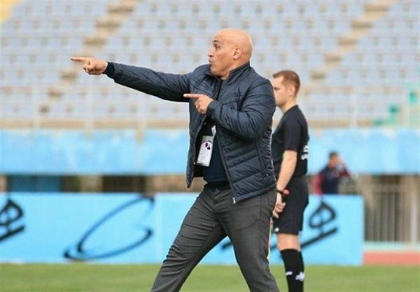 منصوریان: فاکتور اشتباه بازیکن را به حساب ما ننویسید، بازی می توانست 2 بر صفر یا یک - یک گردد
