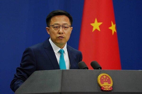چین: مخالف هرگونه قلدری کشورها در امور دیگران هستیم